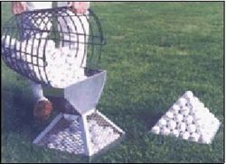 Picture of Plastic Pyramid Trays With optional Rope