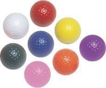 Picture of Floater Miniature Golf Balls (per dozen)