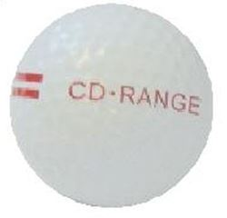 Picture of Controlled Distance 2 Piece Range Balls