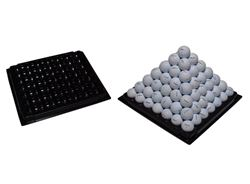 Picture of Plastic Pyramid Trays