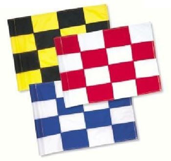 Picture of Flag - Nylon Sewn Checkered