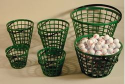 Picture of Plastic Range Baskets